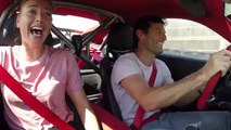 On the #Porsche test track with Mark Webber #GT2RS