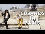 """CUBANS DANCING SALSA, RUMBA & REGGAETON IN ROMANTIC PARIS (DANCERS FROM """" CARMEN LA CUBANA """")"""