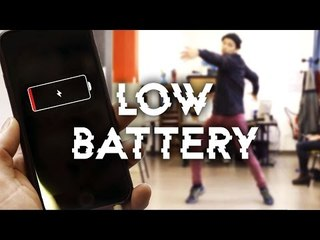 LOW BATTERY : BREAKDANCE IN THE WAITING ROOM