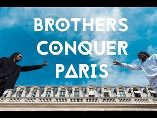 Brothers Conquer Paris with Dance