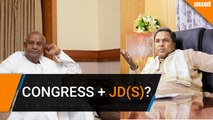 Karnataka election verdict:  Congress and JD(S) could turn things around, as BJP still short of midway mark