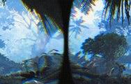 VR Video 3D Dinosaur from Jurassic World for VR BOX 3D not 360 VR