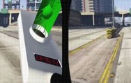 VR Rick and Morty VR in GTA 5 VR VIDEO WUBBA LUBBA DUB DUB 3D not 360 VR