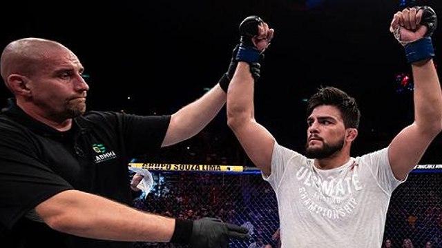 UFC 224: Kelvin Gastelum Octagon Interview