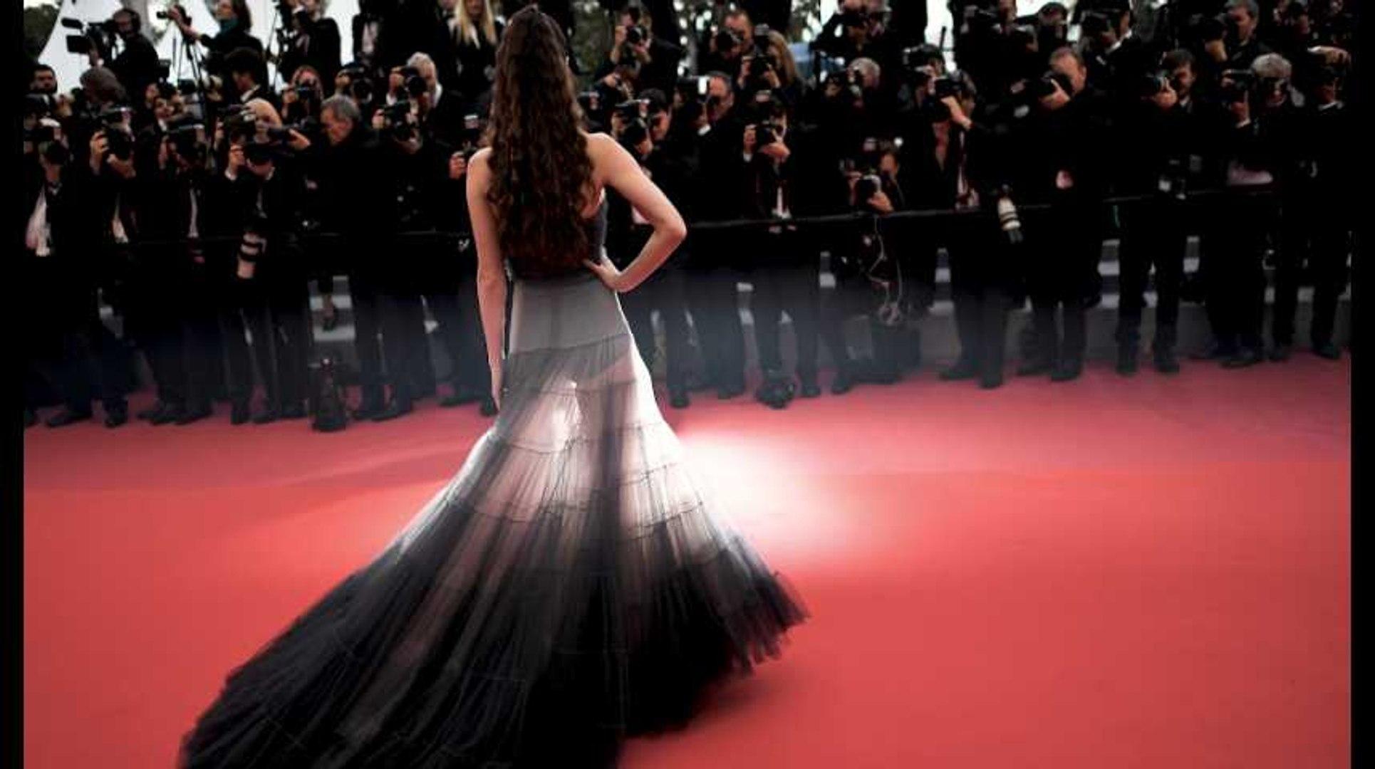 Cannes 2018 : les robes transparentes ont le vent en poupe