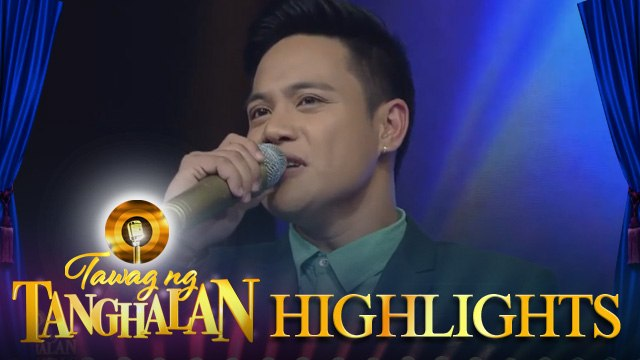 Tawag ng Tanghalan: Semifinalist Reggie has other talent to show aside from singing