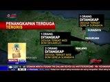 Sebaran Penangkapan Terduga Teroris Pasca-Bom Surabaya