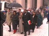 Coretta Scott King Procession at 20th Annual Dr. Martin Luther King, Jr., Celebration (1994)