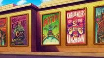 Genç Titanlar Filmi (2018) Fragman, Animasyon Filmi