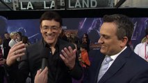 Avengers: Infinity War – World Premiere Directors Anthony Russo & Joe Russo Interview – Marvel Studios – Motion Pictures - Walt Disney Studios – Stan Lee – D