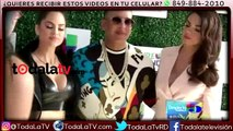Francisca Lachapel hace  exclusiva  entrevista Daddy Yankee & Natti Natasha-Telemiro-Video