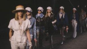 Vogue Chanel Cruise 2019