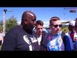 Merci Arsene Wenger | Arsenal & Huddersfield Fans Show Their Respect