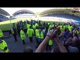 Arsene Wenger Final Goodbye To Arsenal Fans At Huddersfield!!