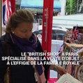 Diane, fan de la famille royale britannique, a trouvé son paradis à Paris