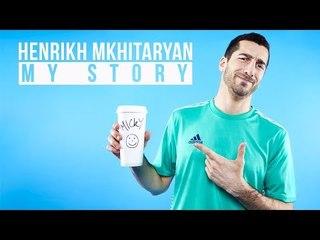 "Henrikh Mkhitaryan | ""I want to be an Arsenal legend!"" | My Story"