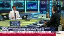 Les tendances sur les marchés: les rendements obligataires et le dollar repartent à la hausse - 15/05