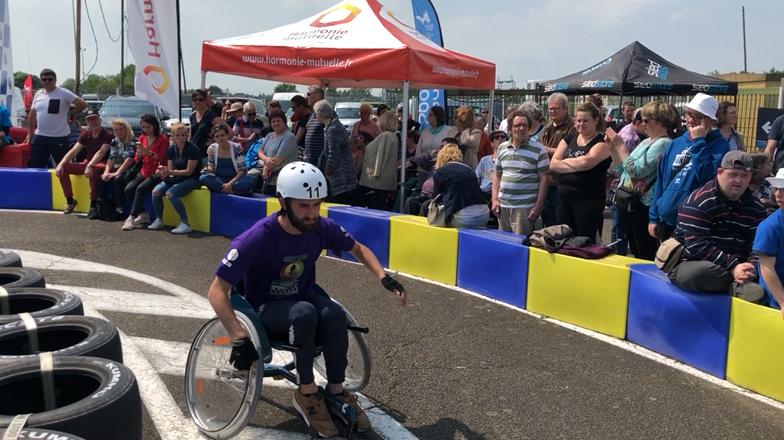 Grand Prix fauteuil 2018
