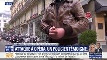"""Attaque au couteau: """"L'individu marche chez nous en criant: 'je vais vous planter, tire, tire!'"""" raconte François, policier"""
