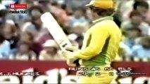 Sarfraz Nawaz Bowling vs Australia 1982 Benson & Hedges Series
