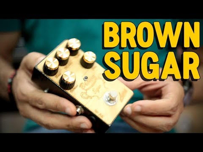 Marshall in a Box - Brown Sugar da Aura Amps