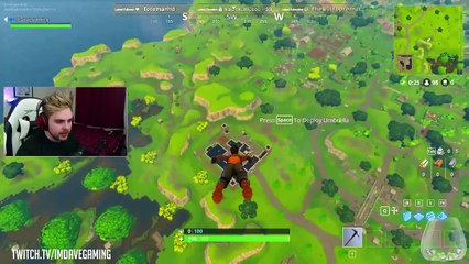 SOLO FIRST GAME & FIRST PLACE   Twitch Stream Highlights   Fornite Battle Royale #1