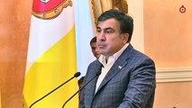 Выступление Михаила Саакашвили на отчёте мэра Одессы Геннадия Труханова