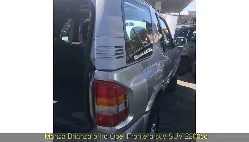OPEL Frontera suv SUV
