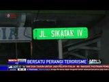 Terduga Teroris Dilumpuhkan di Surabaya Penjual Kue