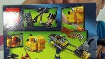 LEGO Super Heroes DC Comics Batman Penguin Face Off Set