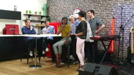 LIVE WITH MAD avec Shaby, Bambino Jumbo, Noah Gala et Louis J