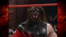 Kane vs Jeff Jarrett w/ Debra & Owen Hart Handicap Tag Titles Match (X-Pac Saves Kane)! 4/4/99