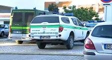 VIDEO: As imagens dos encapuzados do Sporting detidos pela GNR
