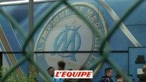 La descente d'avion des Marseillais - Foot - C3 - OM
