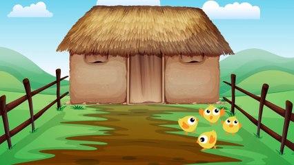 Динозаврик Дэнни - Учим цифры (от 4 до 6) - серия 33 - Мультфильм для детей