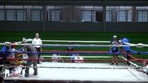 Luis Barbosa VS Saturnino Lopez - Boxeo Amateur - Miercoles de Boxeo