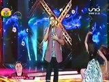 * Gala en Vivo - Noche de los 90 * Canta: Alejandro  Gonzales * Factor X Bolivia 2018