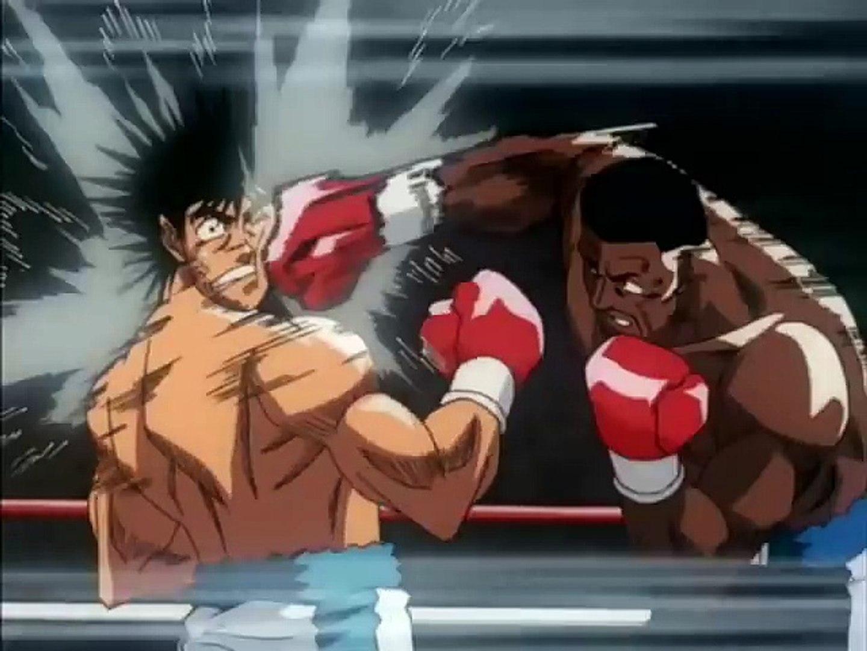 Hajime no Ippo Saison 1 épisode 15 Vostfr - Dailymotion Video