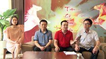 Cờ tướng VN - TQ  Phạm Hoàng Dương (Chủ Tịch LĐ Cờ Tướng VN) VS Trần Đại Thanh (PCT LĐ Cờ Tướng TQ)