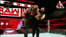 Braun Strowman vs. Kevin Owens - Money in the Bank Qualifying Match