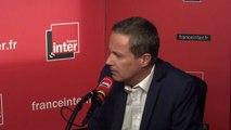 """Nicolas Dupont-Aignan : """"Jacques Chirac n'aurait jamais osé faire des choses pareilles"""""""