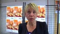 Linda Bouchicha, adjointe à la Jeunesse et à la Formation à Martigues