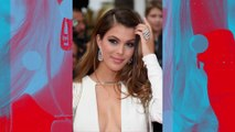 Iris Mittenaere subjugue le Festival de Cannes avec un décolleté vertigineux sur le tapis rouge