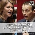 Assemblée: Marlène Schiappa accuse le député LR Fabien Di Filippo de «misogynie crasse»