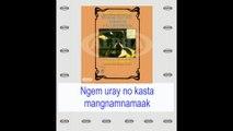 Bukros Singers - Sinamar Diay Init (Lyrics Video)