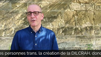 Message de Denis Quinqueton