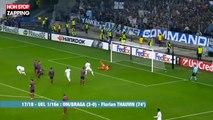 OM - Atlético : Revivez les plus beaux buts de l'OM en Ligue Europa cette saison (Vidéo)