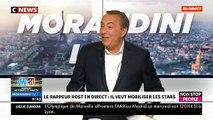 """Rost: """"Pour l'instant, je n'ai pas le coeur à retourner sur le plateau de Pascal Praud sur CNews"""" - VIDEO"""