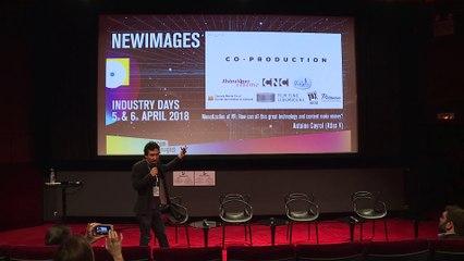 Monétiser la VR - Antoine Cayrol | Keynote VF