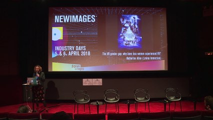 La VR a-t-elle un genre - Catherine Allen | Keynote VA